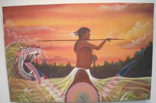 the rise of amerindian art