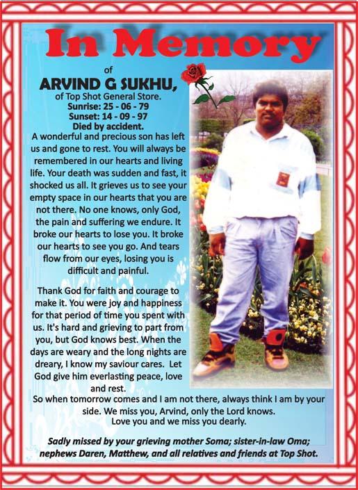 Arvind Sukhu