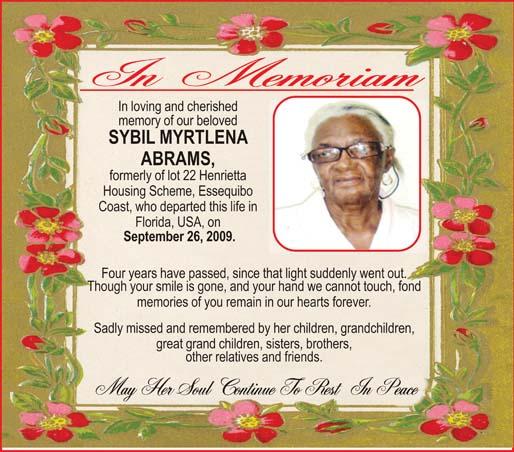 Sybil Abrams