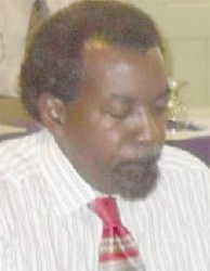 Caricom Agriculture Trade Specialist Nigel Durant
