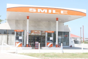 Smile Mini Mart and Gas Station