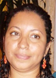 Paloma Mohammed