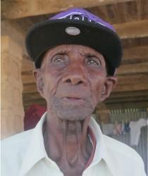 Oldest resident, James  Bryan Layne-Lewis
