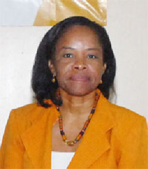 International Development Consultant Joycelyn Williams