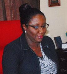CreditInfo Chief Executive Officer Judy Semple-Joseph