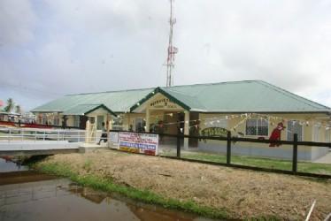 The new Beterverwagting Nursery School (GINA photo)