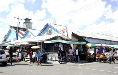 Bourda Market (Photo by Nigel Durant)