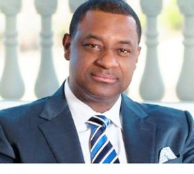 Jeffrey Webb has received high praise from the FIFA boss