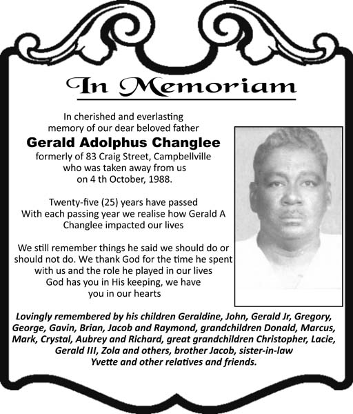 Gerald Changlee