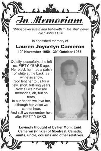 Lauren Cameron