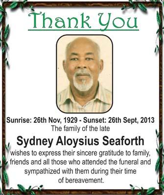Sydney Seaforth