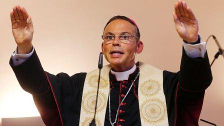 Bishop Franz-Peter Tebartz-van Elst of Limburg