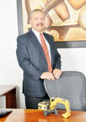 Macorp's Chief Executive Officer  Jorge Medina