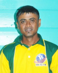 Balram Roopnarine