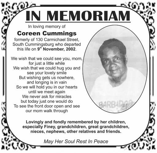 Coreen Cummings