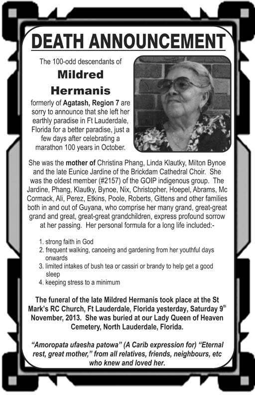 Mildred Hermanis