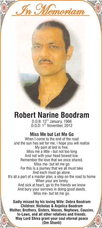 Robert Boodram