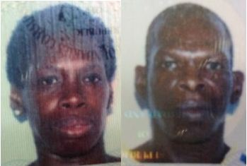 Charmaine Phillips, 50, and Winston Phillips, 52