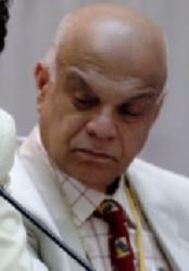 Professor Bishnodat Persaud