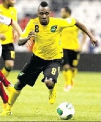 JOHNSON... British tax officials filed bankruptcy on behalf of Reggae Boy