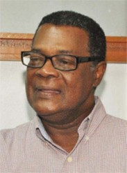 Guyana Gold and Diamond Miners Association President Pat Harding