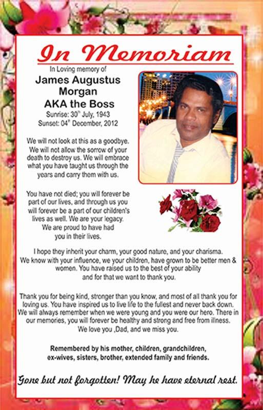 James Augustus