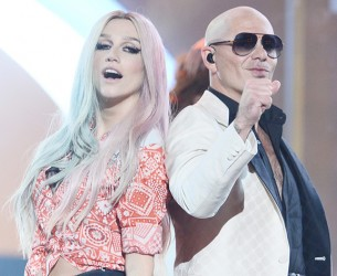 Ke$ha and Pitbull