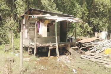 Shanta Ramdas's  home.