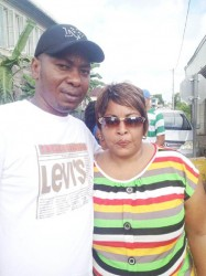 Victor and Lliana Yearwood