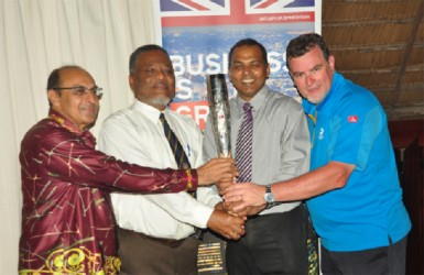 Queen's Baton reminder of Her Majesty's commitment to the Commonwealth