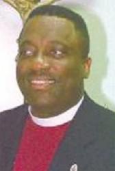 Reverend Cornell  Jerome Moss