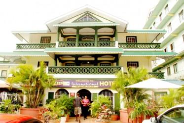 The Sleepin hotel