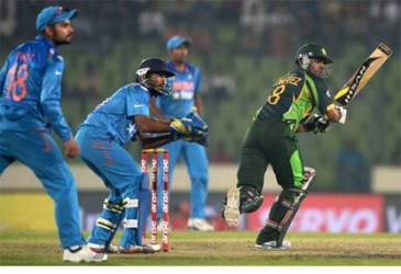 India will take on Pakistan in the Super 10 opening game at the Sher-e-Bangla stadium.
