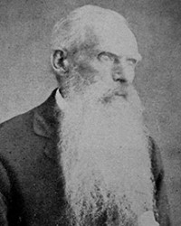 Mr James  Rodway 1848-1926 - librarian, curator, historian (Photo from Timehri)