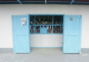 A shop in the village