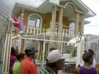 Ramnaress's house at Diamond