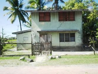 An original farmer's house from the 1950s