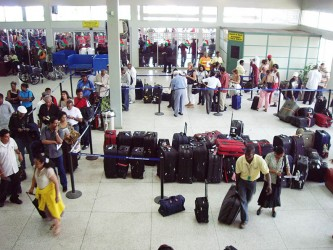 Baggage administration is one of the more demanding aspects of ground handling