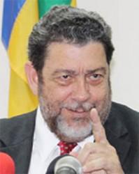 Ralph E Gonsalves
