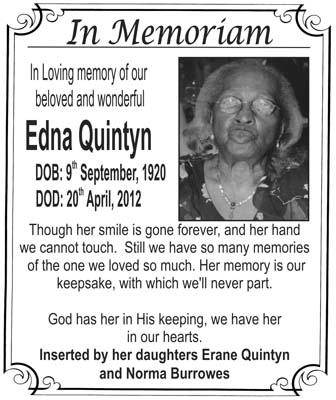 Edna Quintyn
