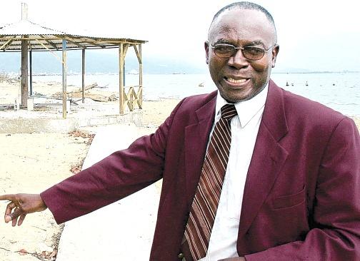 Dr Jephthah Ford