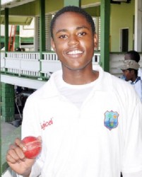 Keon Morris' all-round performance contributed to Demerara's victory.