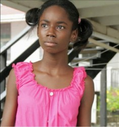 Daisha Henry as Rebecca