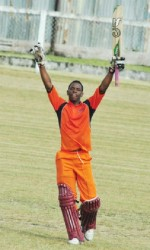 Shimron Hetmyer fluent century set Berbice on course to an innings victory over the President's XI.
