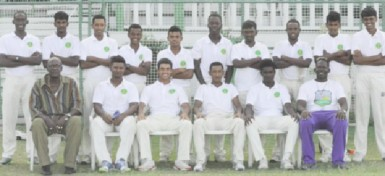 The victorious Demerara team (See story on page 27)