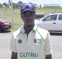 Leon Williams' 133 guided UG to an innings victory over GNIC last weekend.