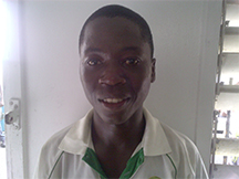 Sherfane Rutherford played a composed innings of 94 from 77 balls for Demerara.