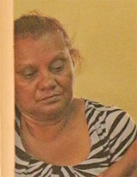 Accused cocaine trafficker Joyce Ram de Cunha, 54