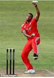 "Chris Jordan: ""Playing international cricket fires me up"""