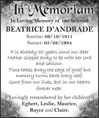 Beatrice D'Anrade